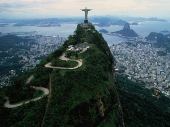 Rio de Janeiro, RJ: you dont even wanna know how many stairs it took to get here.