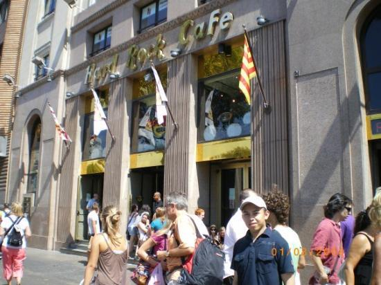 Hard Rock Cafe-Barcelona