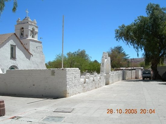 ‪Church of San Pedro de Atacama‬