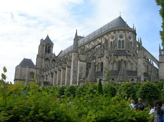 Restaurants in Bourges
