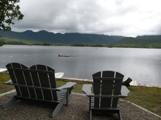 Elk Lake Lodge : Relax