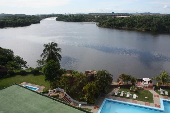 Hotel Venetur Orinoco: View from the room