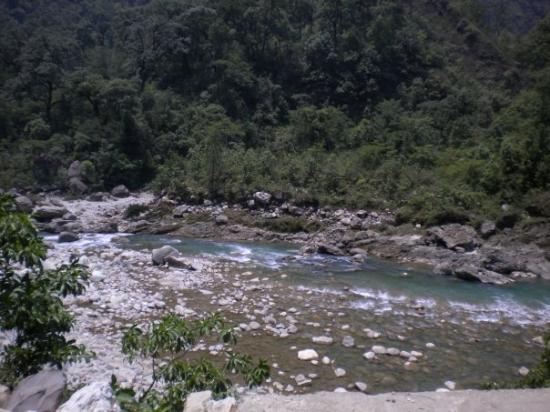 Pithoragarh, India: River Ramganga