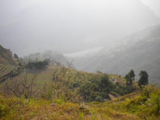 Pithoragarh, India: Munsyari
