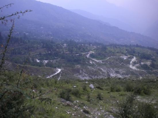 Pithoragarh, India: Johar Valley, Munsyari