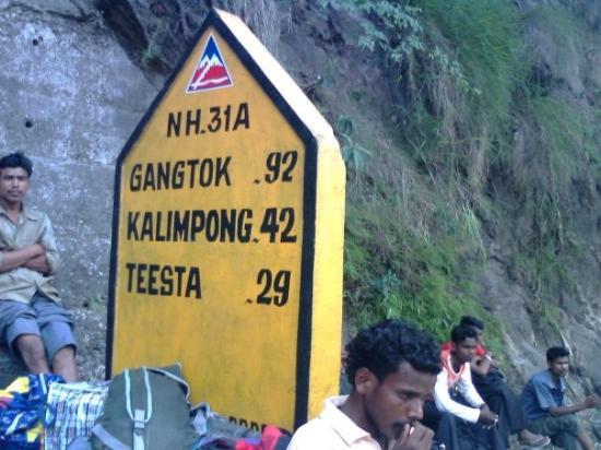 Ganktok India  City pictures : siliguri to kalimpong,ganktok Bild von Siliguri, West Bengalen ...