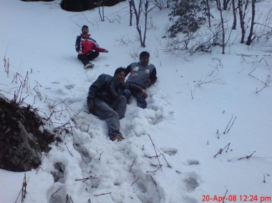 Siliguri, Inde : living with ice,ice......................