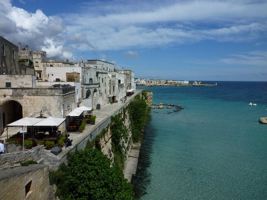 Restauranter i Otranto