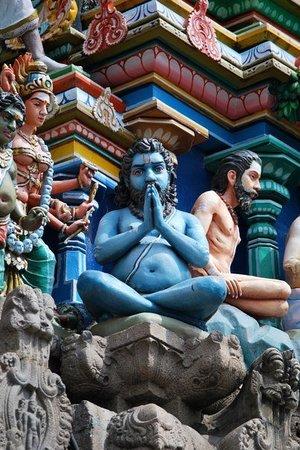 金奈卡帕里士瓦尔寺