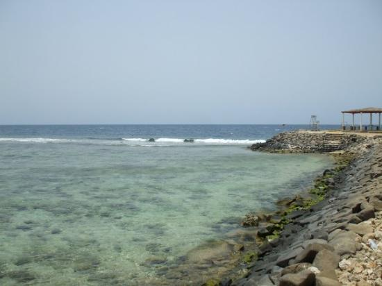 Jeddah, Arabia Saudita: Albilad Beach