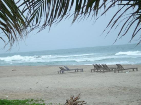 Playa Zicatela: Puerto Escondido, México la playa