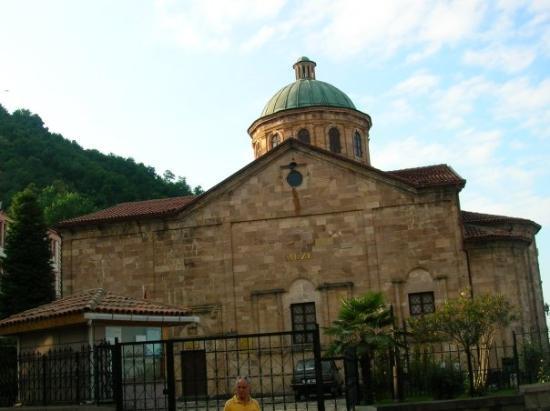 Ordu, Saint Nicolas church