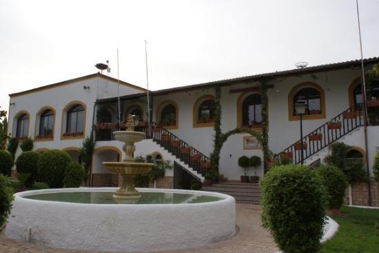 Hotel El Pilar: L'hotel.