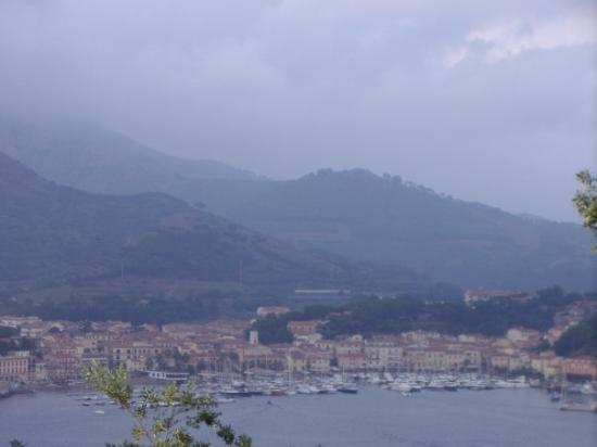 Porto Azzurro, Italia: Porto Azzuro, Elba