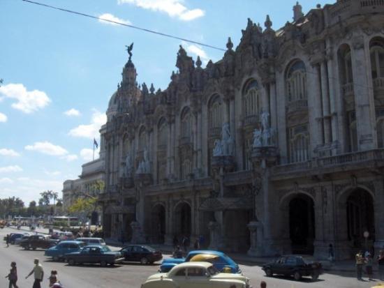 Gran Teatro de La Habana Foto