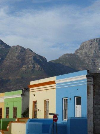 Durban, Sør-Afrika: quartier Malais de Bo Kaap