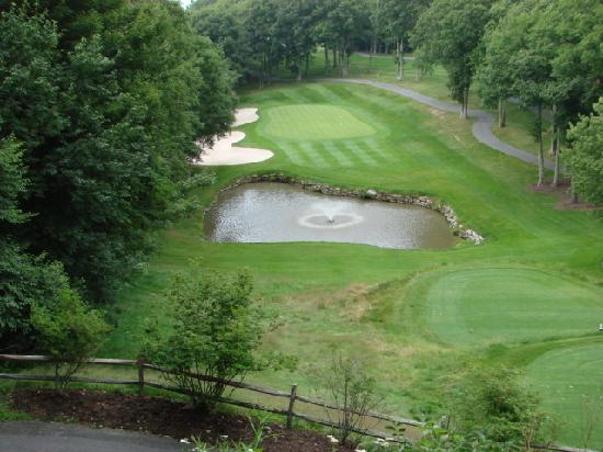 Archer's Mountain Inn: Beech Mountain Golf Club, nearby