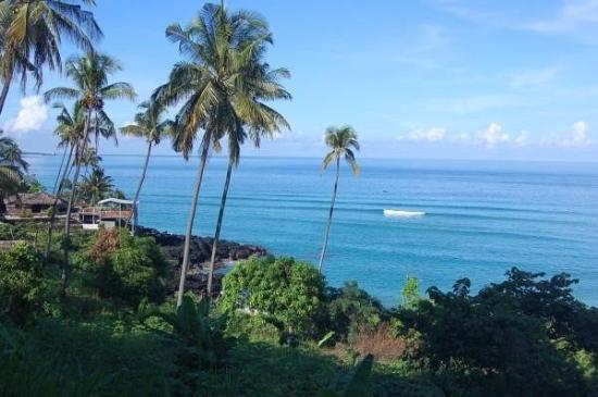 Moroni, Comoros.