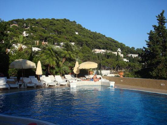 Hotel Mamela: Pool