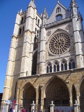 Santa Maria de Leon Cathedral