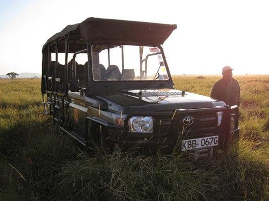 Maasai Mara National Reserve Photo