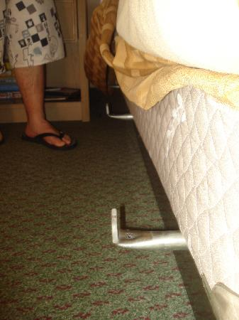 Clarion Hotel Anaheim Resort: Another pic of the prong