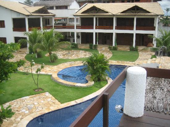 Windtown Beach Hotel: Vista del hotel