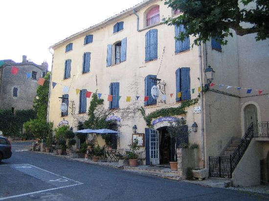 Hotel Restaurant des Deux Rocs: l'hôtel