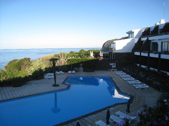 Caloura Hotel Resort: Poolszene