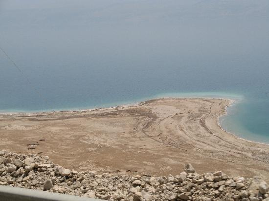 Dead Sea Region, Izrael: dead sea 4 landscape