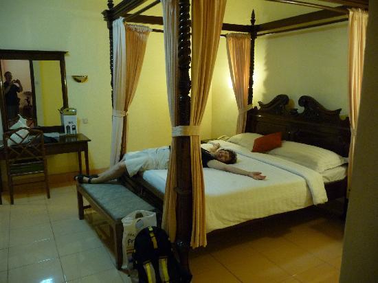 Inna Bali Heritage Hotel: Old World Charm