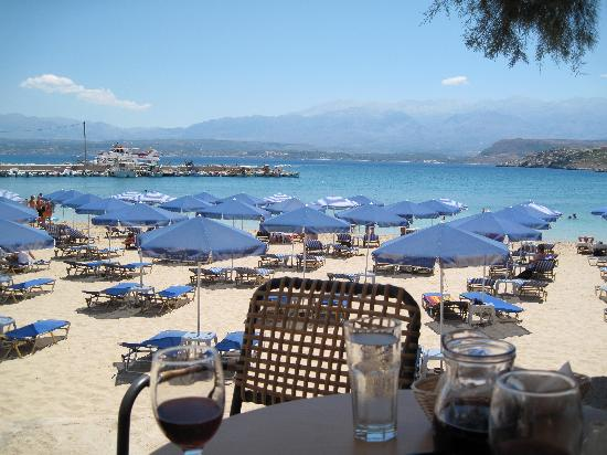 Stavros, Greece: Marathi beach