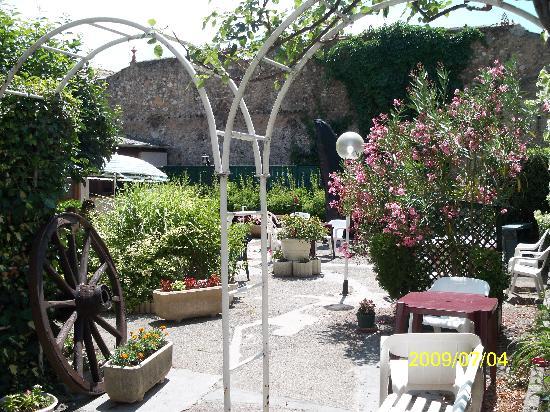 Hotel Paul : Garden