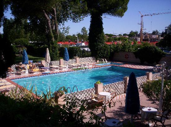 Hotel Frank: la piscina