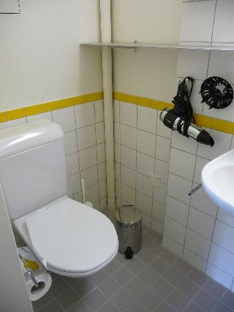 Steinenschanze Stadthotel: Bathroom2