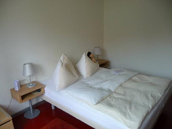 Steinenschanze Stadthotel: Bed room2
