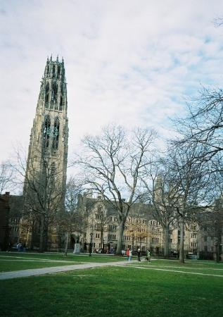 Yale University: New Haven, CT, United States - Old Campus
