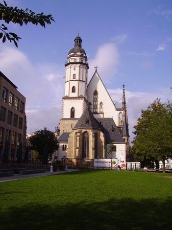 ‪St. Thomas Church (Thomaskirche)‬