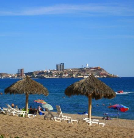 Las Palomas Beach & Golf Resort: On the beach