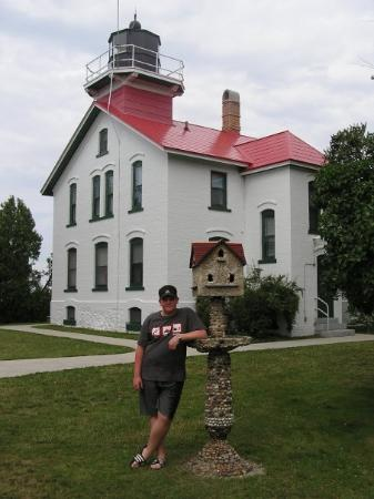 ‪‪Grand Traverse Lighthouse Museum‬: Grand Traverse  Northport, MI‬