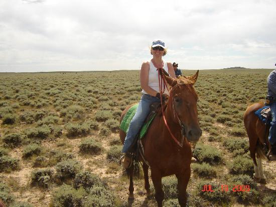Two Creek Ranch: Me