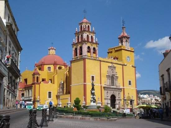 ‪Basilica of Our Lady of Guanajuato‬