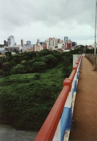 ซิวดัดเดลเอสเต, ปารากวัย: Ciudad del este - Paraguay