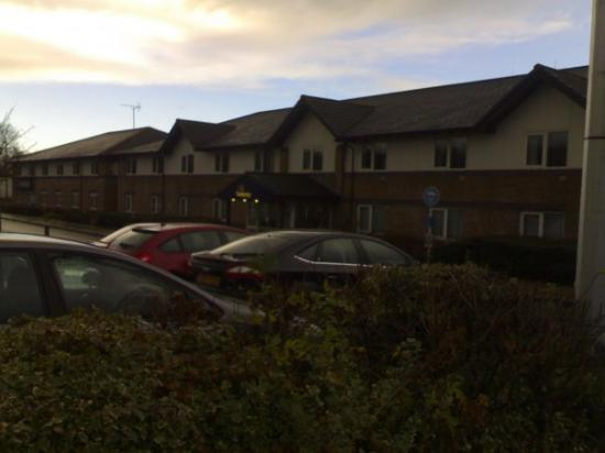 Travelodge Bicester Cherwell Valley M40-bild