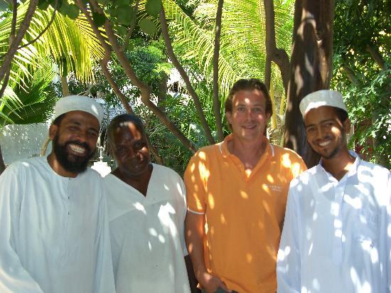 Baitil Aman Guest House : new friends