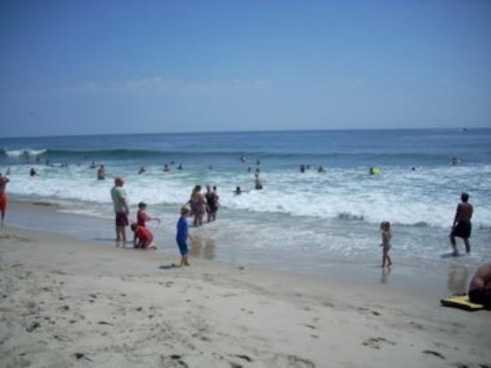 Seaside Park Beach : Beach 2009