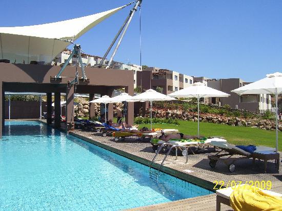 Sentido Mikri Poli Crete: la piscina della spa