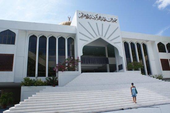 Hukuru Miskiiy (Old Friday Mosque): the biggest mosque in the island