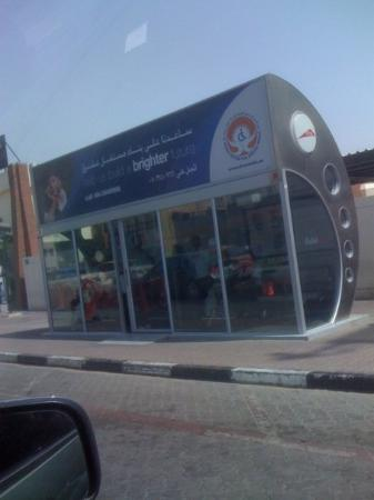 A C Bus Stand In Dubai Wish We Could Have Like This In Chennai