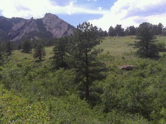 Mesa Trail: Boulder, Colorado